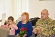 У міській раді з Днем захисника України привітали вінницьких воїнів та волонтерів