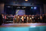 У Вінниці відбувся інтелектуальний турнір з гри «Що? Де? Коли?» до Дня захисника України «Сила нескорених»