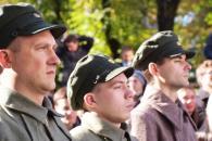 У Вінниці відкрили меморіальну дошку на честь Начальної Команди Української Галицької Армії