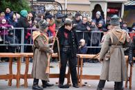 У Вінниці вперше пройшла військово-історична реконструкція бою Дієвої Армії Української Народної Республіки та Збройних Сил Півдня Росії