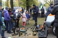 Юні вінничани вчились бути поліцейськими у місті професій