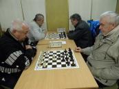 У Вінниці пройшов відкритий чемпіонат міста з шахів серед ветеранів