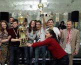 У ВНТУ відбувся світовий півфінал зі студентського спортивного програмування