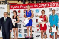 Вінницькі сумоїсти привезли з Кубку України 10 медалей