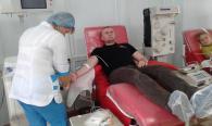 """""""Кривавий понеділок"""" - на обласній станції переливання крові влаштували благодійну акцію до Хеловіна"""