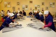 У Вінниці відкрито центр, де готуватимуть швачок, кравців та закрійників