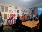 """В Тімірязєвці відкрилась виставка """"Краса рукотворна"""""""