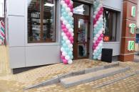По вулиці Пирогова,4 відкрився новий найбільший квітковий павільйон