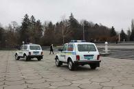 Автопарк поліції охорони поповнився новими автівками