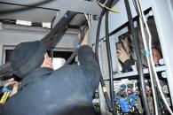 Працівники вінницької транспортної компанії завершують модернізацію вже четвертого трамваю «VinWay»