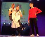 """Чемпіон 54-го сезону КВН у Вінниці - дует """"Моя проВіннція"""""""