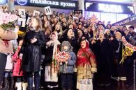 «Щедрику» – 100: Вінниця співає!