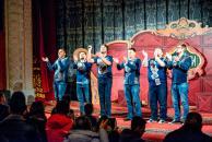 В очікуванні новорічних концертів у Вінниці Сергій Притула розказав, чому жарти «Вар'ят» проходять перевірку на…мамах