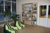 Новий рік центральна міська бібліотека зустрічала у відремонтованому приміщенні