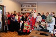 У Вінниці відбувся парад колядок та щедрівок «Коляда йде, радість веде»