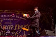 Біля головної ялинки міста вперше відбувся фестиваль «РокВінФест»
