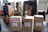 Вінничани відправили в Авдіївку 25 тон допомоги, але збір допомоги триває