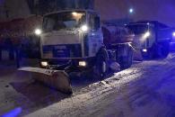 Цієї ночі міський голова Сергій Моргунов інспектував якість прибирання Вінниці