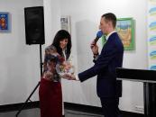 Роботи фіналісток «Міс Вінниця-2017» викликали фурор на благодійному аукціоні, який зібрав понад 41 тисячу гривень