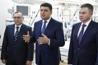 Гройсман та Моргунов відкрили у Вінниці надсучасне реанімаційне відділення