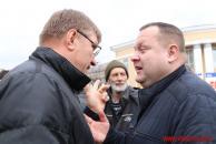 """Маліновський, Щетинін, Гайда, Воловодюк та інші """"відомі"""" активісти вимагають скликати сесію обласної ради"""
