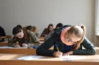 На Всеукраїнській студентській олімпіаді у Вінниці змагались кращі знавці української мови