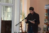 У Вінниці підвели підсумки проекту «Поетичний салон TRAmART»