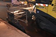 Щоб не створювати незручності для вінничан дорожники заасфальтували Староміський міст за дві ночі