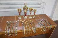 У Вінниці визначились переможці обласного чемпіонату з пожежно-прикладного спорту