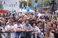 День Європи вінничани відзначають разом з закордонними гостями та представниками Уряду України