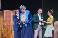 """День Європи у Вінниці: фоторепортаж з  театралізованої комедії """"Здрастуйте, я ваша тітонька!"""""""