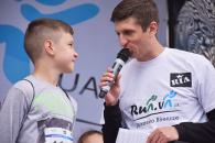 Близько чотирьох тисяч вінничан долучились до загальноміської акції «Вінниця біжить»