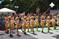 Фоторепортаж зі святкування у Вінниці Дня захисту дітей