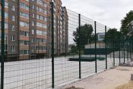 Восени школярі п'ятьох вінницьких шкіл зможуть займатися фізкультурою на оновлених спортивних майданчиках