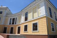У Вороновиці за кошти ЄС відремонтували палац Грохольських-Можайських