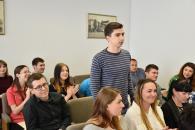 У міській раді привітали випускників Школи молодого посадовця