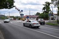 У Вінниці завершили капремонт перехрестя Гніванське шосе – вулиця Пирогова