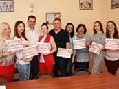 В «Центрі підліткових клубів» провели зустріч з представниками центрів розвитку щодо популяризації української мови