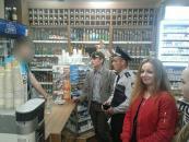 У Вінниці під час рейду по торгівельним точкам перевірили, чи продають цигарки та алкоголь підліткам