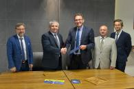 Вінницький національний технічний університет підписав угоду про співпрацю з Опольською Політехнікою