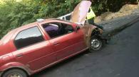 На об'їзній дорозі біля Вінниці зіткнулись три авто. Є постраждалі