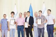 Студент ВНТУ виграв планшет за результатами ядерної школи для студентів-енергетиків