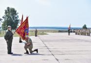 Президент у Вінниці нагородив військових льотчиків з нагоди Дня Повітряних Сил ЗСУ