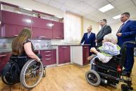 Петро Порошенко у Вінниці відвідав Центр реабілітації дітей та молоді з функціональними обмеженнями