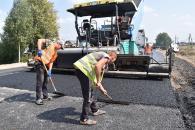 Капітальний ремонт країни: як ремонтують траси біля Вінниці