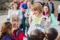 """На Вишеньці жителі святкували відкриття  житлового комплексу """"Оскар"""""""