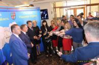 До Вінниці з'їхались бізнесмени з різних куточків світу для участі у міжнародному інвестиційному форумі