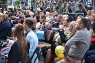 Сотні вінничан побували сьогодні на ВІННИЦіЯнському фестивалі, а його переможці отримали летючих слонів