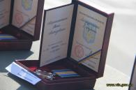 Президент вручив державні нагороди військовим Національної гвардії України на Вінниччині