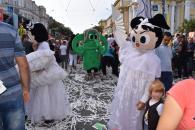 Вінниця відзначила День міста з найвищим керівництвом держави та закордонними гостями
